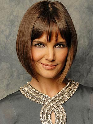 katie holmes haircut elle. These katiekatie holmes shed